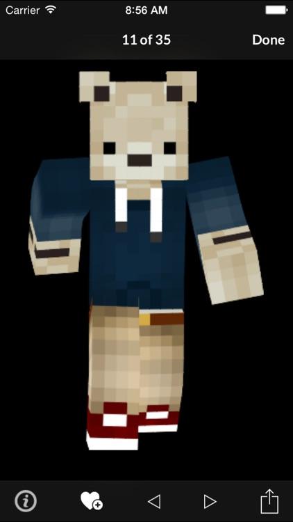 Animal Skin For Minecraft PE