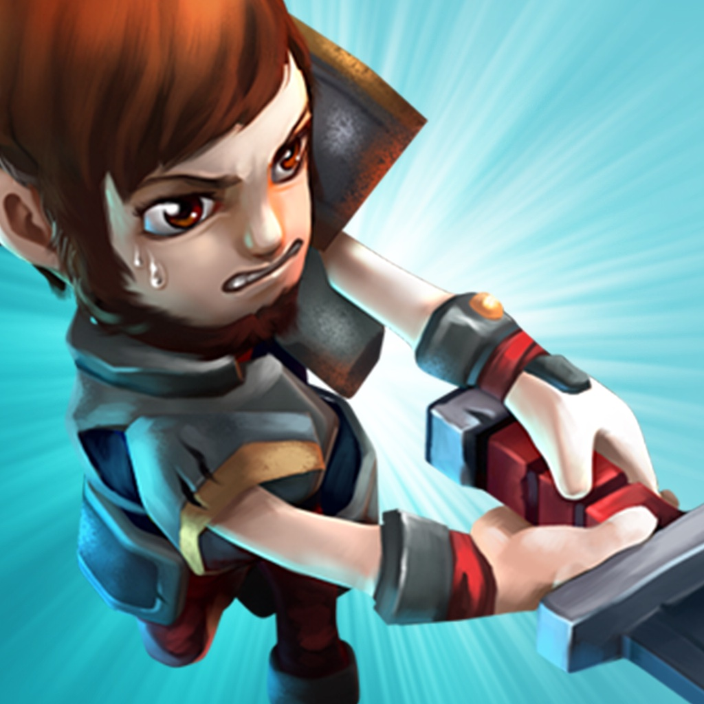 Battle Quest: Rise of Heroes (RPG Runner)