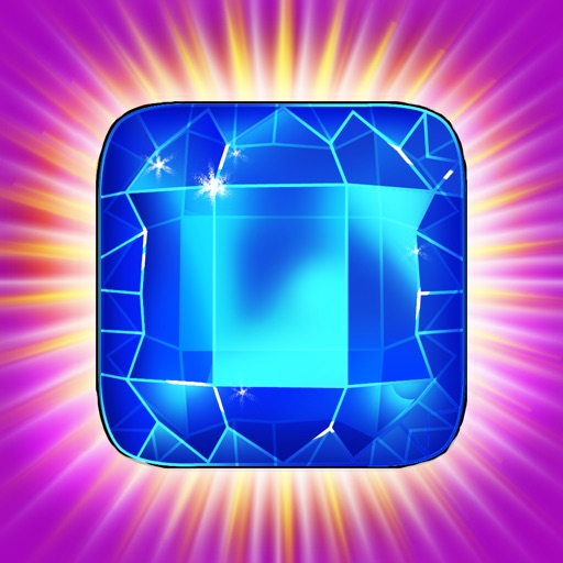 Cuadra - Move Around Candy, Jewels and Bubbles of the Same Color iOS App