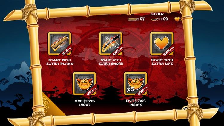 Ninja Lemur - Run, Jump, and Fly! screenshot-4