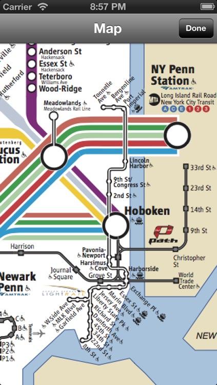 onTime : NJT (NJ Transit) screenshot-4
