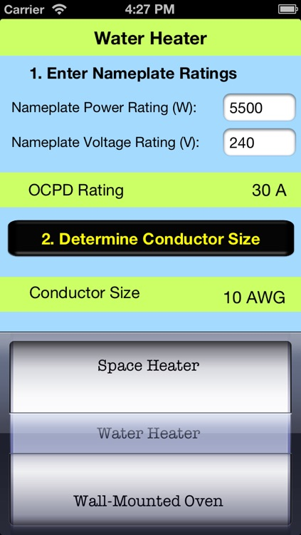 Branch Circuit Designer