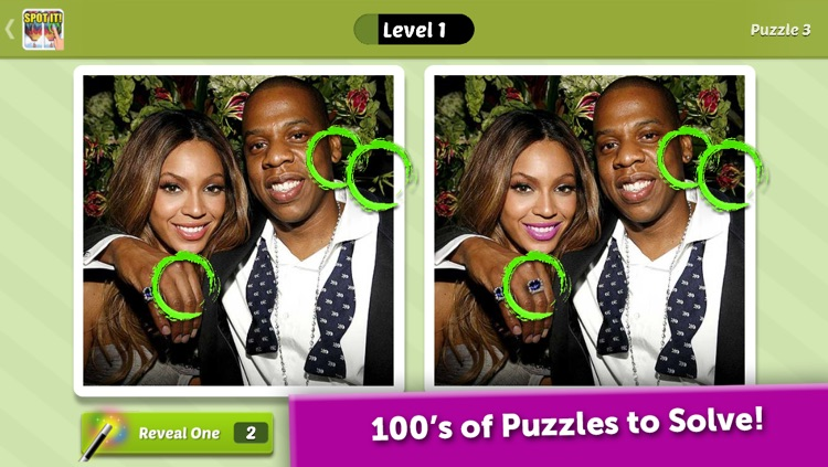 Guess the Difference - Spot What's the Differences and Hidden Objects?