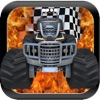 Monster Truck Hill Racing Game - iPhoneアプリ