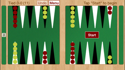 Fluid Backgammon screenshot