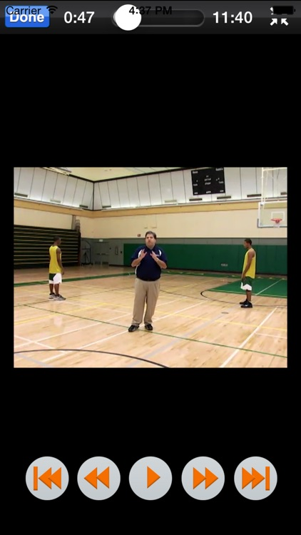 Secrets Of International Basketball: Scoring Playbook - with Coach Lason Perkins - Full Court Training Instruction screenshot-3