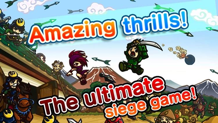 Samurai Defender screenshot-4