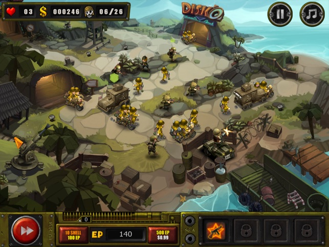 Devils at the Gate: Pacific War HD on the App Store