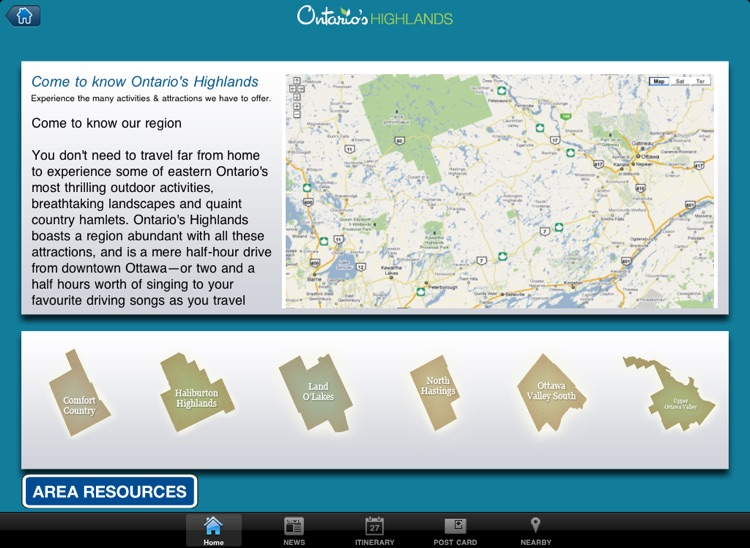 Travel Ontario's Highlands : Canada screenshot-3