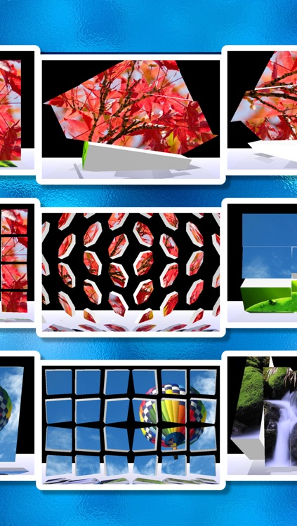 3D Photo Slideshow Viewer Free screenshot-3
