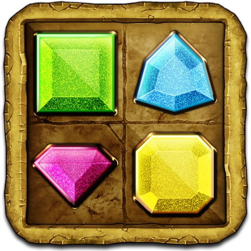 Temple Gems Treasure Pro icon
