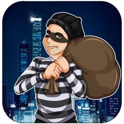 Robber Jack Jail Break Chase: Escape the Cops
