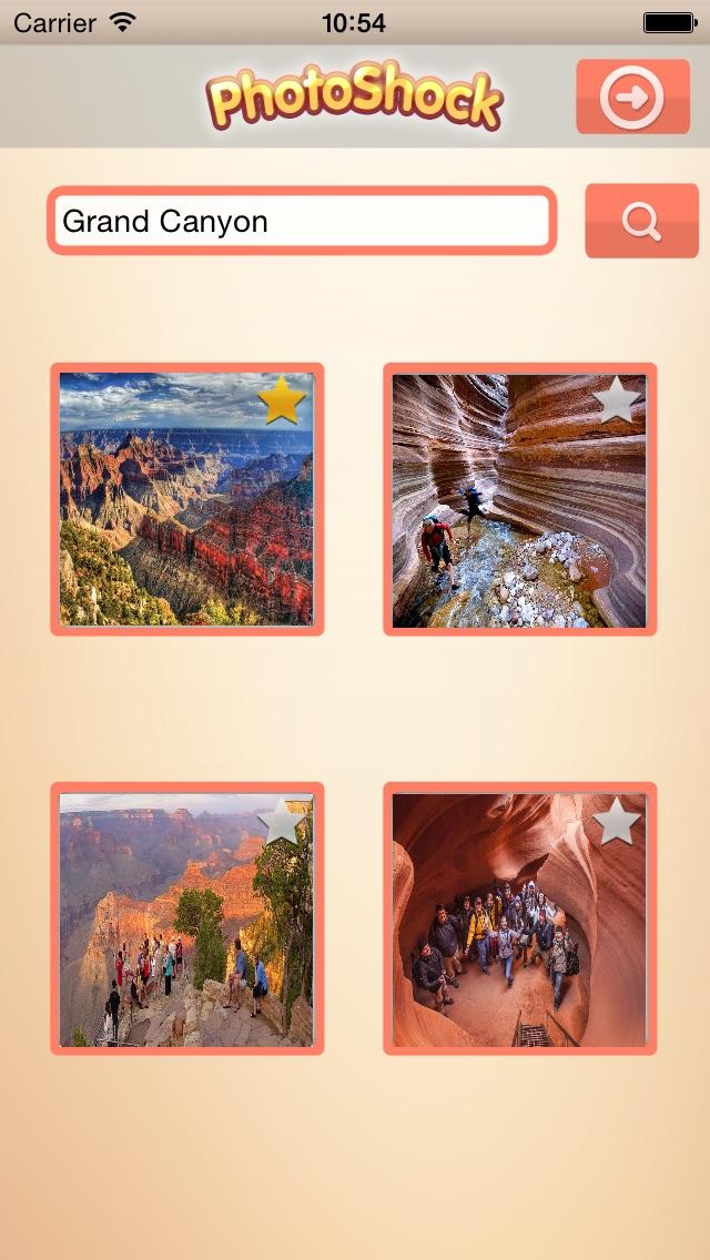 PhotoShockScreenshot von 1