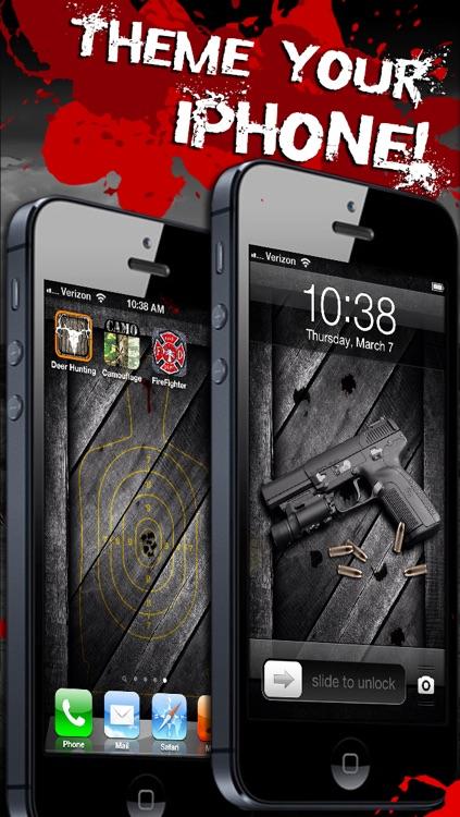 Guns Wallpaper Creator! - FREE screenshot-3