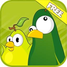 Draw Fruit Birds World Free