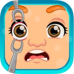 Eye Doctor Arcade Game