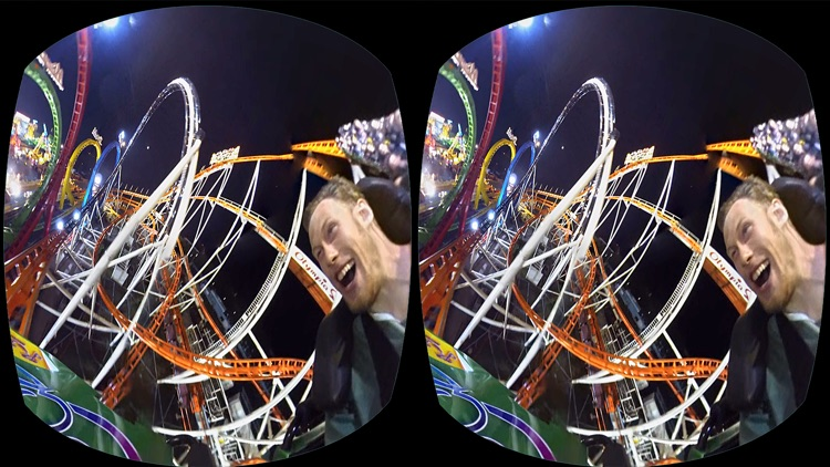 VR Virtual Reality Oktoberfest Roller Coaster Rides screenshot-1