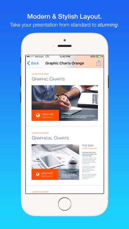 Presentation Templates for Keynote screenshot-4