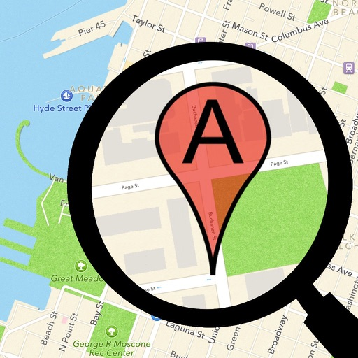 Nearby Finder - Quick Place Searching