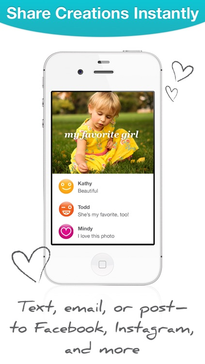 Smilebox Moments - Collages, Stickers, Filters, Frames & Animations screenshot-4