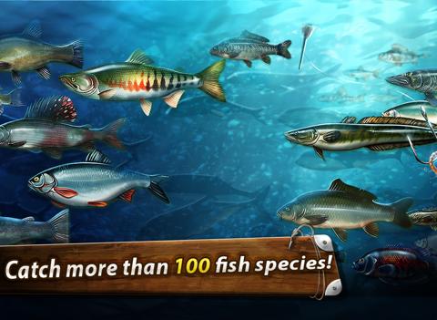 Gone Fishing screenshot