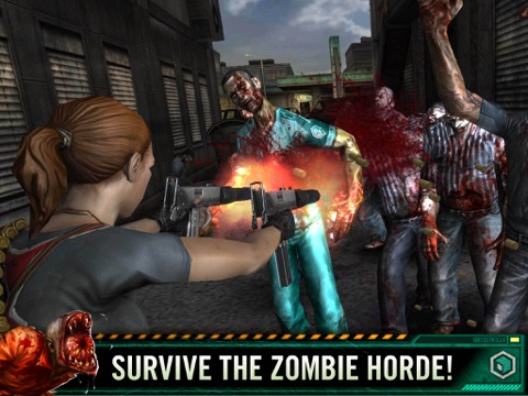 Contract Killer Zombies 2-ipad-3