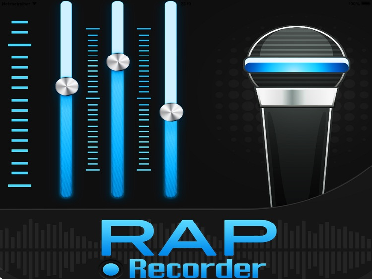 Rap Recorder Pro screenshot-0
