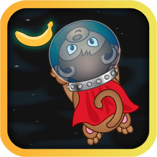 Space Monkey Banana Dodge