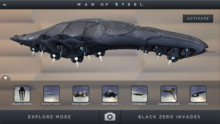 Man of Steel Experience screenshot-4