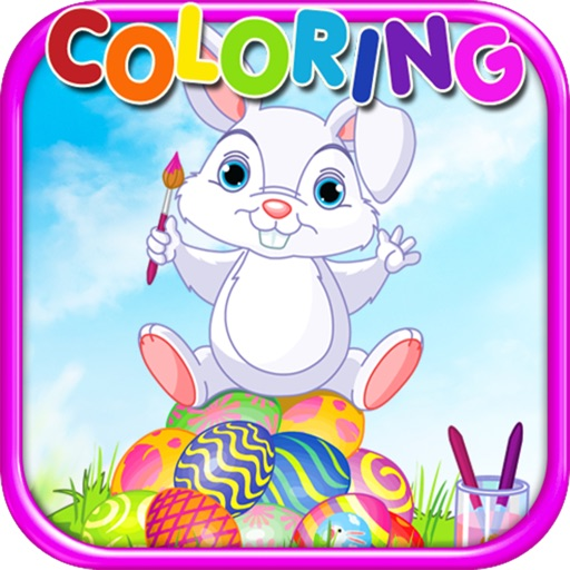 Easter Coloring Book!