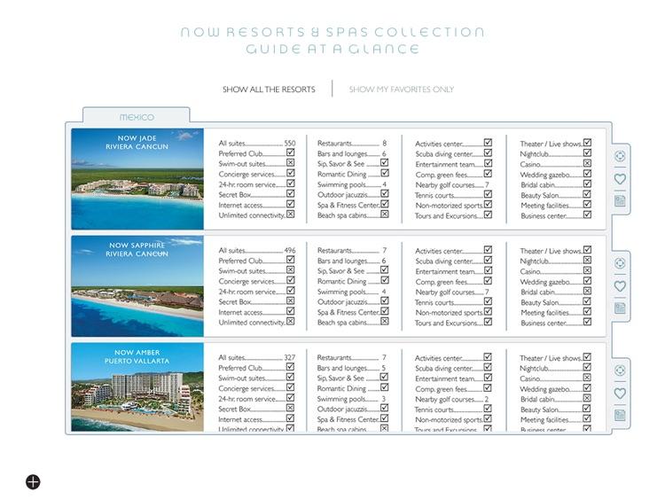 Now Resorts & Spas Collection screenshot-4
