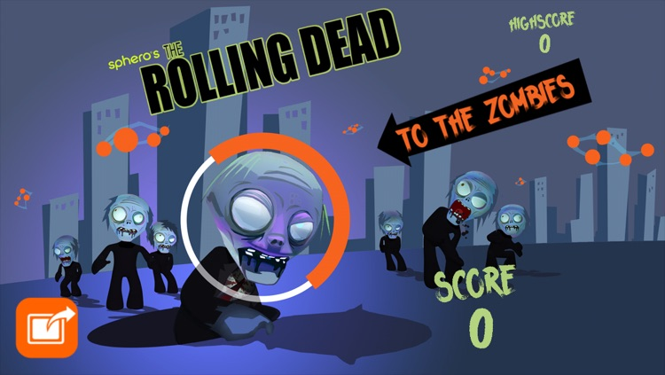 The Rolling Dead for iPhone and iPod