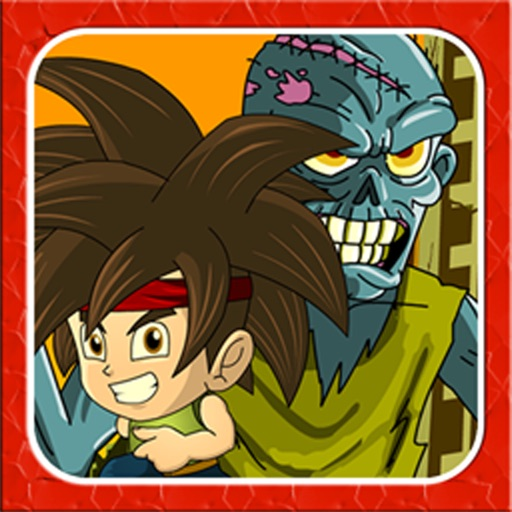 The Zombie Attack with Avenges iOS App