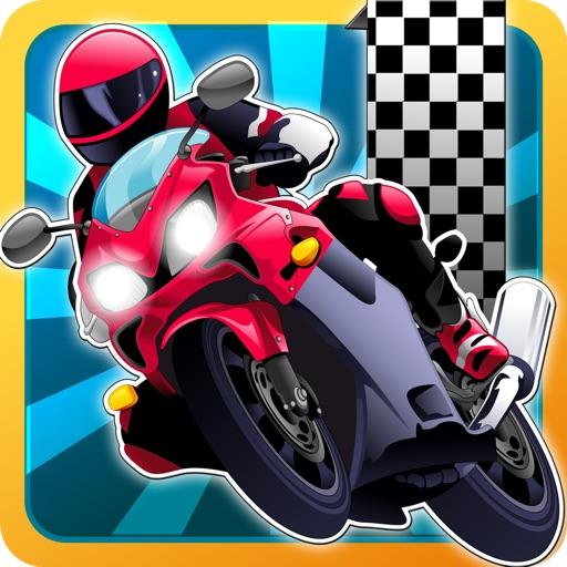 Fun Motorcycle Race Game HD Free