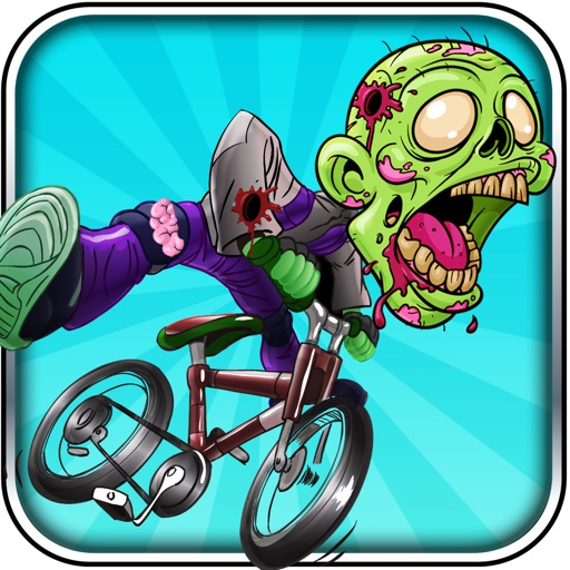 A Bike Race Zombie Trick Show icon