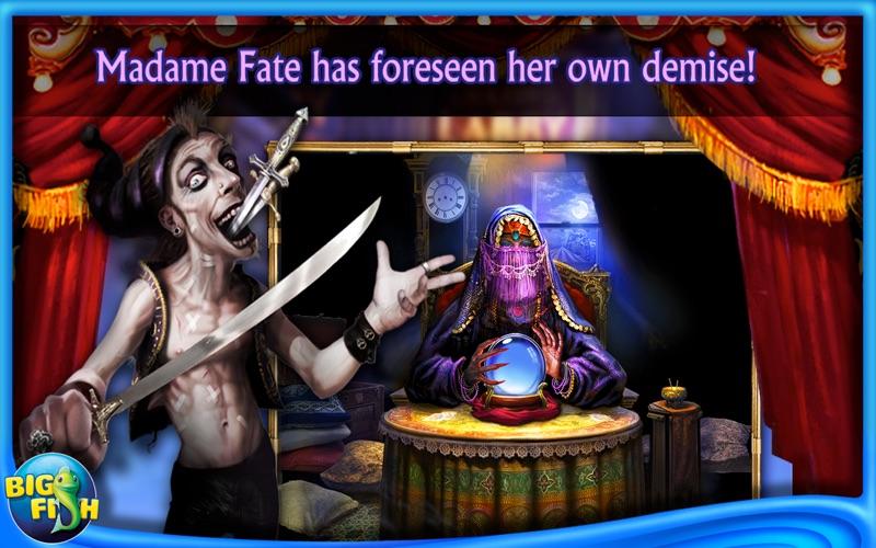 Mystery Case Files: Madame Fate screenshot 2