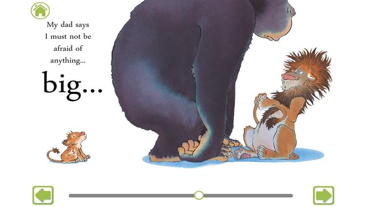 Just Like My Dad – Interactive storybook screenshot-3