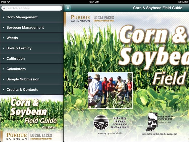 Purdue Extension Corn & Soybean Field Guide