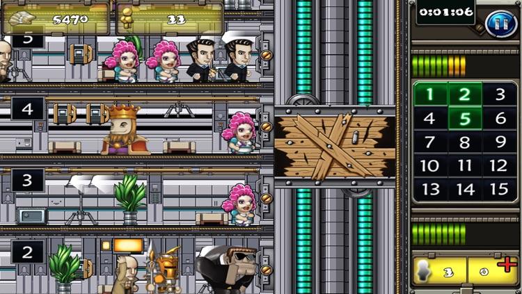 Elevator Run
