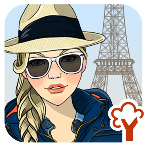 Прогулки в Париже – одевалка