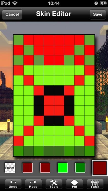 100,000+ Skins: Minecraft Edition screenshot-4