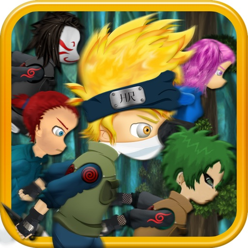 Konoha Adventure 2 - Ninja Forest Battle icon
