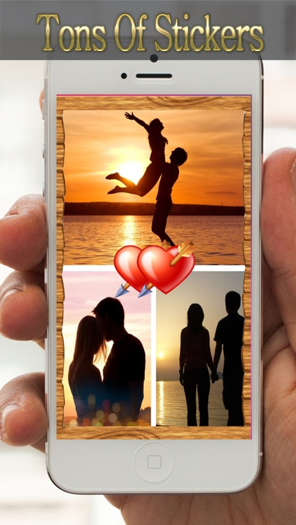 Photo Joiner Free App - You Pic Collage & Image Frame screenshot-3