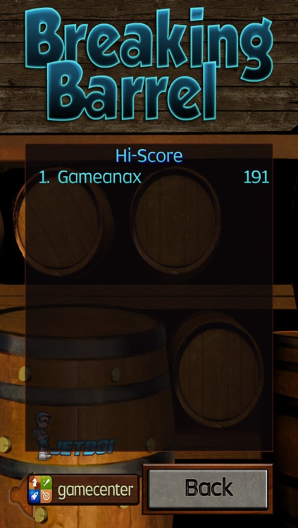 Breaking Barrel Lite screenshot-3