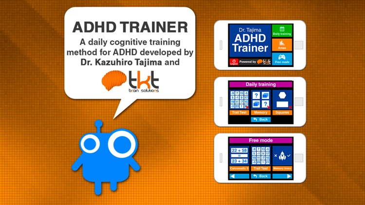 ADHD Adult Trainer screenshot-0