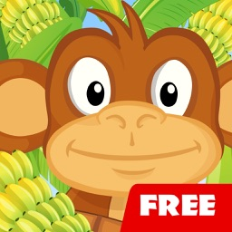 Super Monkey Dive Free - Fun Jumping Game in Jungles of Dextris