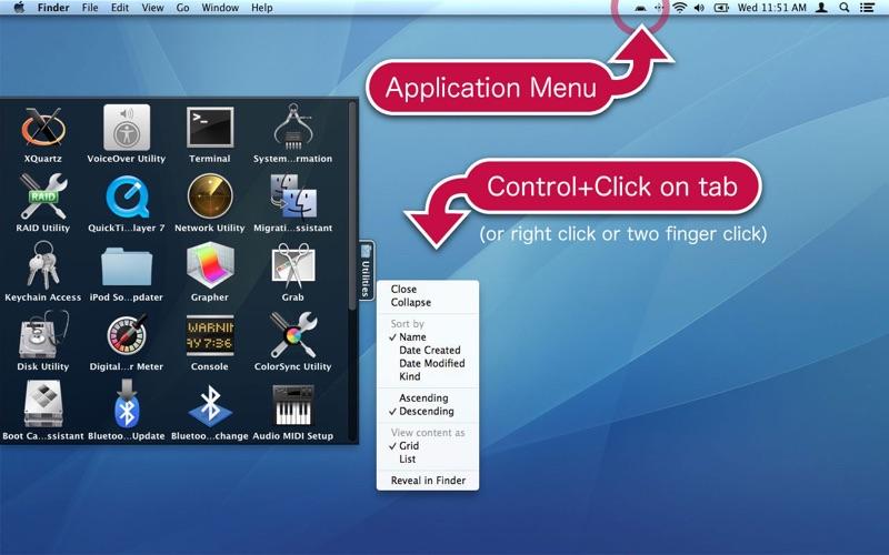 Popup Window for Mac