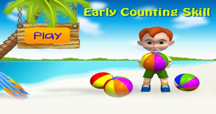 Early Counting Skills - Autism Series