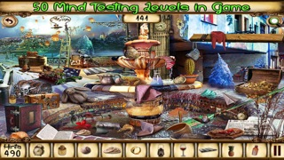 Hidden Objects 50 in 1 screenshot two