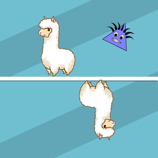 Jump! Llama!